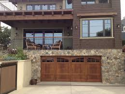 Custom Wood Garage Doors Encinitas, CA - Castle Improvements