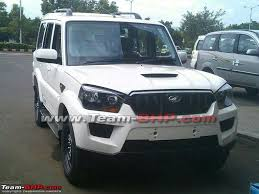 new car launches team bhp2014 Mahindra Scorpio Facelift W105 EDIT Now launched at Rs