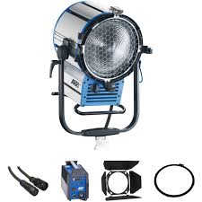 Arri 4 Light Kit Arri Compact Hmi 4000 Watt Fresnel Light Kit 90 250 Vac