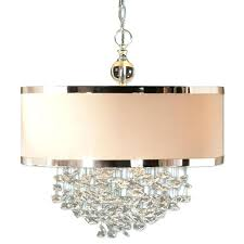 drum shade crystal chandelier crystal chandelier table lamp with drum shade crystal chandelier table lamp with