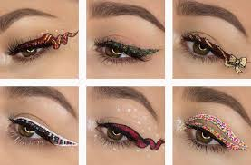 bn beauty who needs decorations when you have makeup get creative this festive season