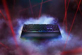 Msi Laptop Keyboard Lights Control Razer Huntsman Elite Opto Mechanical Gaming Keyboard Light And Clicky Rz03 01870100 R3m1