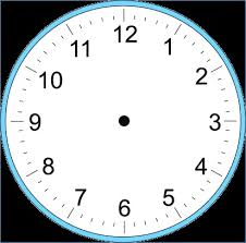Clock Face Templates For Printing | Fidelitypoint.org