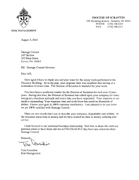 testimonials damage control inc  letter from risk management