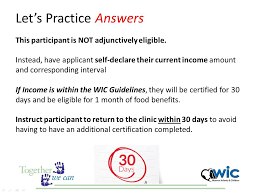 Need To Knows Income Eligibility Ppt Download