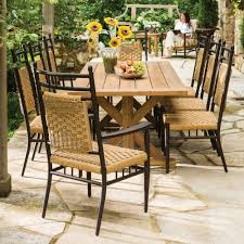 great patio dining table