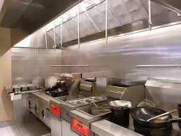 Restaurant kitchen Floor Plan The Kitchen Ventilation System Is Just As Crucial To The Safety And Functioning Of Commercial Kitchen As The Cooking Appliances Victor Products Co How Often Should You Clean Your Restaurant Kitchen Exhaust Hood Quora