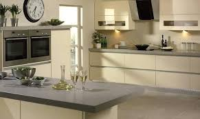 cream kitchen unit by high gloss cream kitchen cupboard doors by components cream gloss kitchen unit