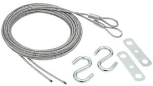 garage door cableAmazoncom Stanley Hardware 730690 Garage Door Extension Spring