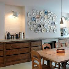 Decorations For Kitchen Walls Ideas For Decorating Kitchen Walls Unique Kitchens Also Home