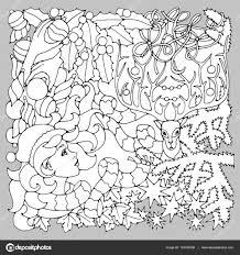 Mooi Kleurplaten Van Kerst En Nieuwjaar Klupaatswebsite