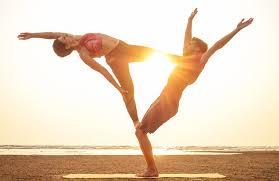 6 partner yoga poses to help explore