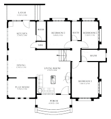 modern home floor plans simple home design plans very simple small house plans best of modern modern home floor plans