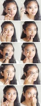 clic red lips and easy eye makeup no eyeshadow makeup tutorial o island mama easy eye makeup eyeshadow and eyeshadow makeup