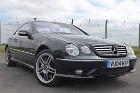 Outrageous 610PS Mercedes CL65 AMG Estimated at £10k-£14k in ...