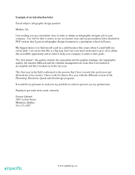 Introductory Letter For Business Sample College Essays About