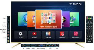 Smart Tivi 4K Asanzo 55 inch 55AU7900 giá rẻ