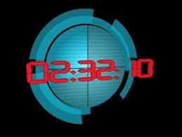 Circular 5 Minute Countdown Peter Nestler Productions