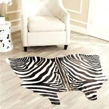 faux zebra rug print rugs for living room cheetah animal hide grey australia faux zebra rug via house beautiful skin australia