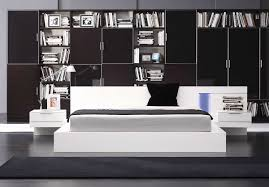 black lacquer bedroom furniture. alaska lacquer high quality contemporary low profile bed black bedroom furniture