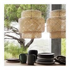 bamboo pendant light. SINNERLIG Pendant Lamp - Bamboo, Bamboo Light E