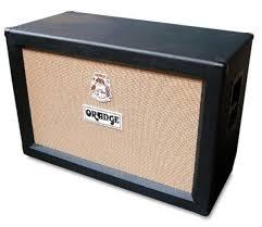 2x12 Speaker Cabinet Orange Ppc212 C Guitar Speaker Cabinet 120 Watts 2x12 Black