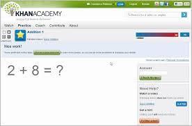 khan academy free educational videos