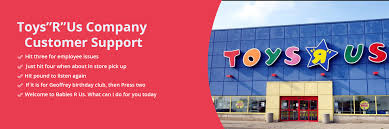 1800 toysrus toys r us customer service number 1 800 209 5399 for help