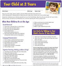 Cdc Developmental Milestones Chart Pin By Cindie Gamboa On Education 2 Year Old Milestones 2