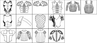 Leather Armor Patterns Fascinating HM48 Fantasy Armor First Pass HeroMachine Character Portrait Creator