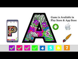 Nursery rhymes from dave and ava. Color And Draw Abc Alphabets For Kids Paint Letter M Color By Number Coloring Pages Youtube