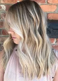 Beach blonde hair color