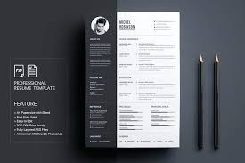 Free Artistic Resume Templates Design Resume Template Graphic ...