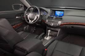 2010 Honda Accord Crosstour interior revealed