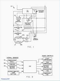Defrost timer wiring diagram walk in freezer for clock refrigerator