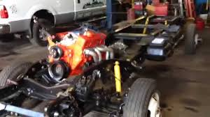 1985 Chevrolet CK k2500 Dually pick up chassis - YouTube