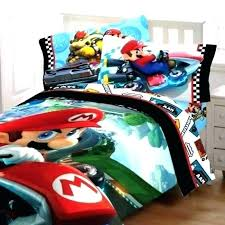 super bedding set photo 4 of game bed sheets mario target this bros sheet t
