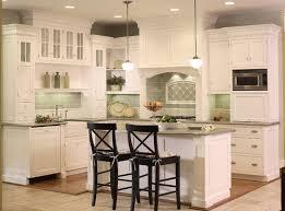 backsplash ideas kitchen. Contemporary Kitchen Surprising White Kitchen Backsplash Ideas And  Designs With Cabinets Throughout