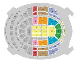 Msg Concert Chart 14 Madison Square Garden New York Ny Seating Chart Stage