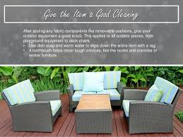 protecting outdoor furniture. 3. Protecting Outdoor Furniture A