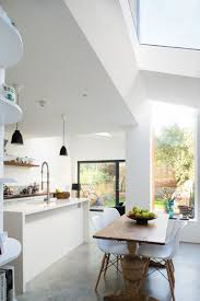 Kitchens In Victorian Houses Modern Victorian House Extension By Architecture For London