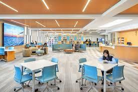 Designers Complete Modern Redesign Of New York Catholic High School Mesmerizing Ny Interior Design School