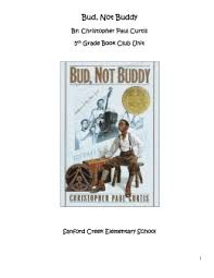 bud not buddy book report essay book report on bud not buddy law essay book report on bud not buddy medical university