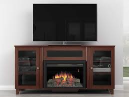 view images electric fireplace tv stand