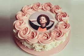 Beautiful Birthday Cake Frame