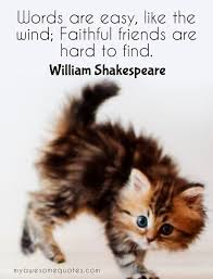 William Shakespeare Quotes About Friendship Mesmerizing William Shakespeare Quote About Friendship Awesome Quotes About Life
