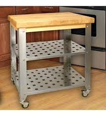 kitchen island cart throughout stainless steel in carts decorations portable with wine storage