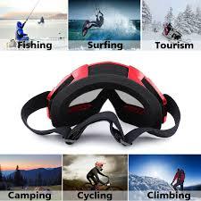 Ski Goggles Snowboard Adjustable <b>UV</b> Protective Motorcycle ...