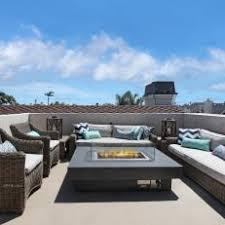 Image Modern Roof Deck With Wicker Furniture Photos Hgtv Photos Hgtv