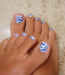 29 sweet toenail designs to show off this summer easy nail orange toe nails
